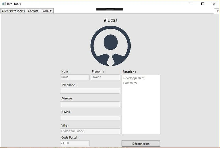 Info-tools_profil_utilisateur